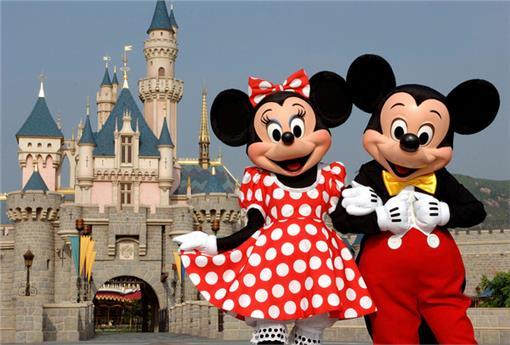 Disneyland、迪士尼/達志影像/美聯社