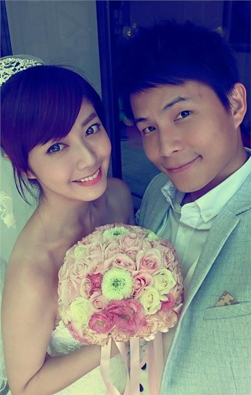 ▲孫協志和韓瑜結束4年婚姻。圖/取自孫協志Tony Sun臉書