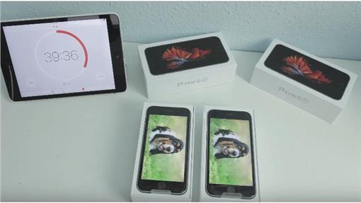 外國網友測試iphone6S影片https://www.youtube.com/watch?v=vAIPHEhgAaI