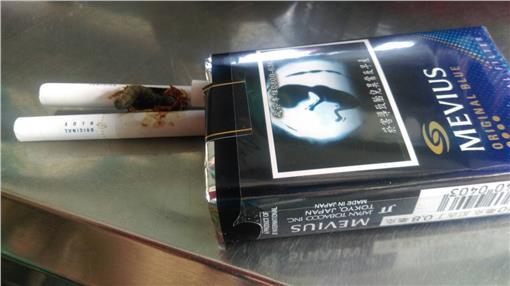 香菸,蟲(爆料公社)