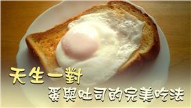 蛋和吐司 美編製圖