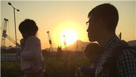 好故事,好台灣,台灣,Good Taiwan,精選文章,港人,家庭,華德福,名家 圖/翻攝自她的一句話,讓我堅持下去 | 港人阿K在台南