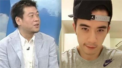 JR談孫德榮吸毒 組圖/左翻攝自YouTube、右翻攝自JR 紀言愷臉書