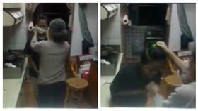 「連狗都看不下去了!」台灣阿嬤狠心虐待印尼外勞(https://www.facebook.com/duosolpet.ananda/videos/158730394478054/?permPage=1)