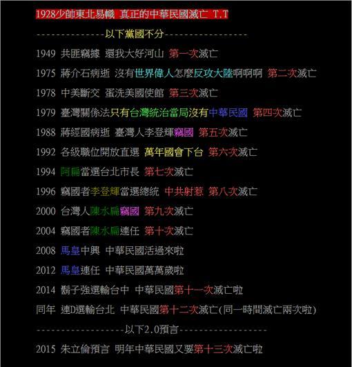 中華民國國旗 圖/翻攝自維基百科