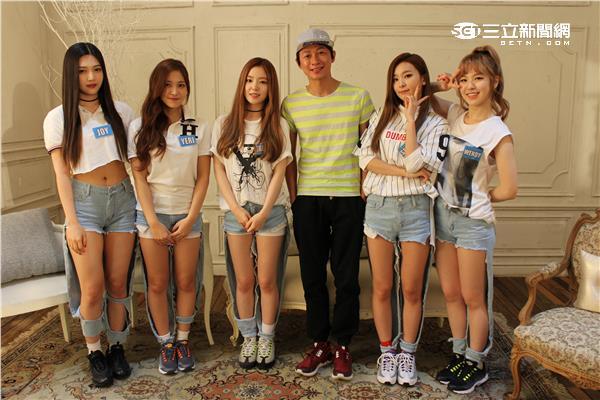 《我愛偶像》Red Velvet