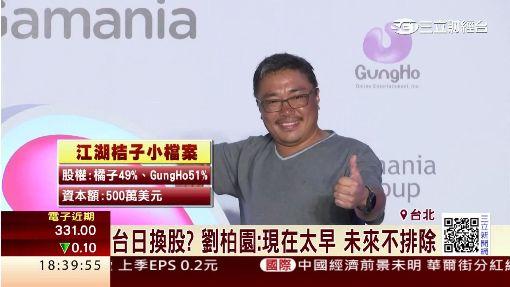 橘子找日本大廠合資新公司 遊戲股飆漲