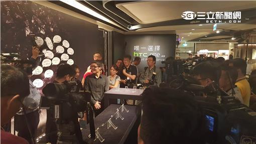 宏達電hTC A9新機發表會/記者李宣攝影