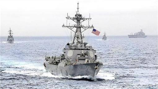 USS Lassen,拉森號 圖/達志影像/路透社