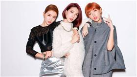 Dream Girls,宋米秦,郭雪芙,李毓芬/臉書