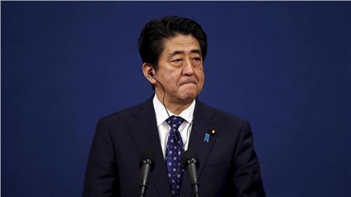 日本首相安倍晉三16:9(圖/路透社/達志影像)
