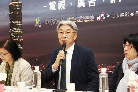 小野、倪重華、柯一正/北市文化局提供