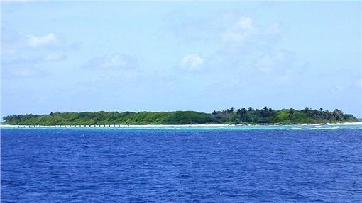 南沙群島之太平島(圖/翻攝自海巡署官網)