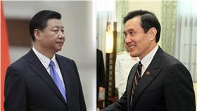 馬習會、總統馬英九、中國國家主席習近平(圖/總統府flickr、路透社/達志影像)