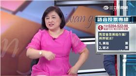 談馬習會吵翻 陳敏鳳:妳不要插我了