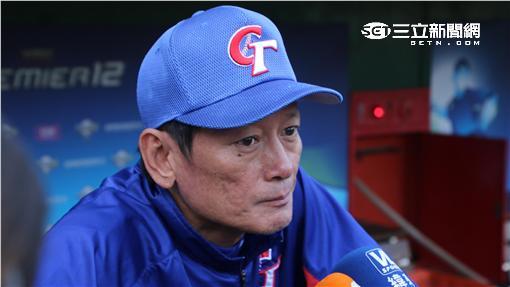 12強中華隊總教練郭泰源(圖/記者王怡翔攝)
