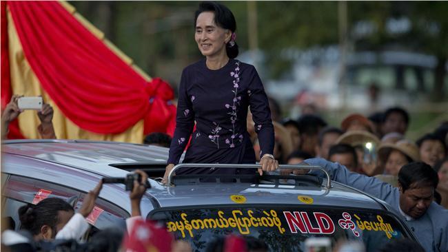 緬甸被控種族滅絕罪 翁山蘇姬將親征國際法院