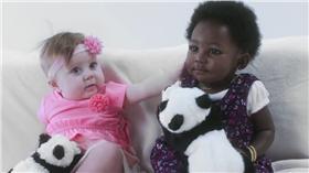 黑人、白人、種族、嬰兒/隨意窩影音