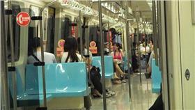 北捷,捷運,車廂 -flickr -  https://www.flickr.com/photos/etjoy/3584837736/