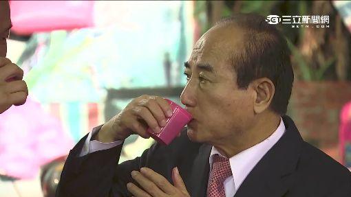 """選戰""""募""""後高手! 王金平找錢實力50億"""