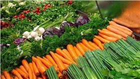 蔬菜、蔬果(圖/攝影者PROJoanna Poe, Flickr CC License)