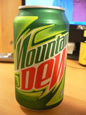 Mountain Dew柑橘風味汽水(355ml)▲圖/翻攝自網路