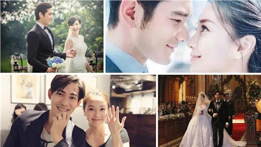 男神結婚,臉書微博