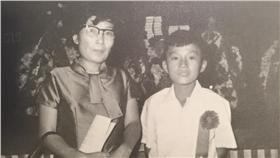 林洲民小時候 圖/翻攝自台北都發局長林洲民「像我們這樣的城市」臉書
