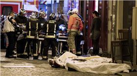 法國,巴黎,恐怖攻擊,槍擊,爆炸(圖/達志影像/美聯社)16:9