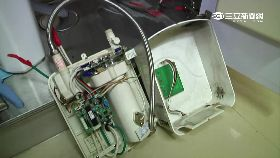 熱水器爆管1800