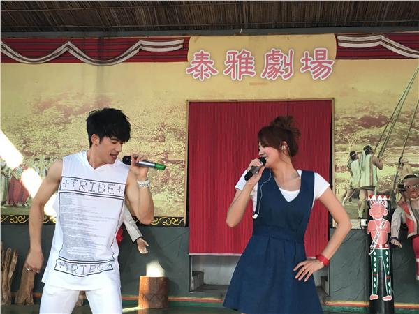 JR+阿喜-天晴音樂提供