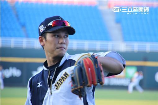 12強日本隊坂本勇人(圖/記者王怡翔攝)