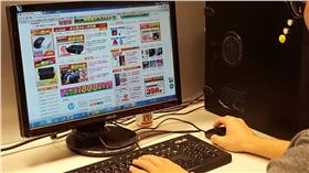 網路購物,VISA,消費習慣,消費者,智慧型手機,科技,行動商務 圖/記者張碧珊攝影