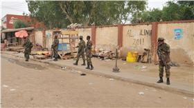 奈及利亞,自殺攻擊,博科聖地 (圖/美聯社/達志影像)