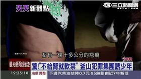 南韓驚爆恐怖集團 誘孤兒割腎變賣