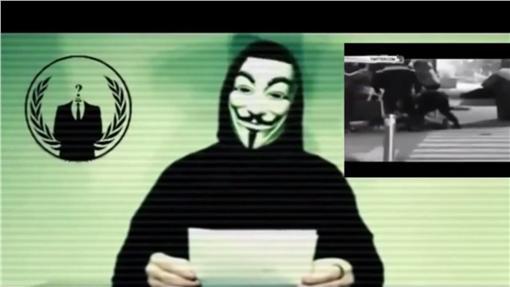 匿名者,巴黎恐攻,IS(匿名者影片 http://www.dailymail.co.uk/news/article-3326912/ISIS-dismiss-Anonymous-hackers-idiots-threatening-shut-Twitter-accounts-just-open-new-ones.html#v-3454276903221441223 )