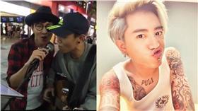 林俊傑、街頭藝人、謝和弦/臉書