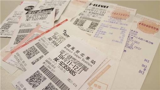 統一發票,千萬富翁,財政部圖/記者張碧珊攝影