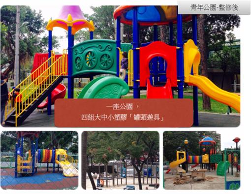 溜滑梯-翻攝自社團法人台灣親子共學教育促進會http://parentparticipatingeducation.blogspot.tw/2015/11/360-8-29-360-10-zoe-lin-zoe-lin-10-11.html