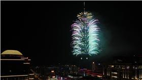 台北101跨年煙火(資料照/台北市政府觀光傳播局、台北旅遊網提供)