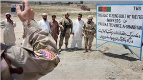 阿富汗,美軍 圖/美聯社/達志影像