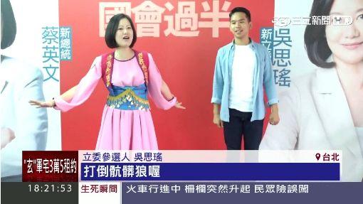 """""""藝人牌.廣告.舞台劇"""" 立委選戰好拚"""