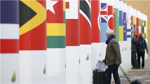 巴黎氣候峰會,COP21 圖/路透社/達志影像