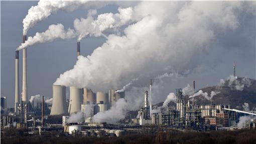 溫室氣體排放_美聯社