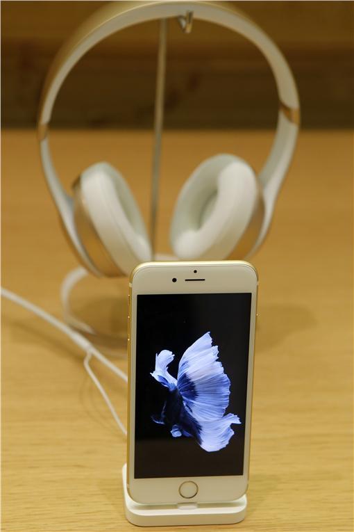 iPhone-圖/美聯社/達志影像