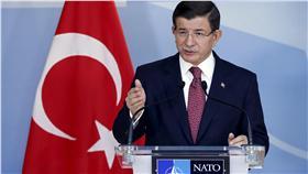 土耳其總理達夫托格魯(Ahmet Davutoglu)_路透社