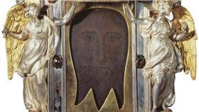 依地沙耶穌聖容像(圖/翻攝自故宮網頁)