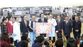 朱立倫出席「世界愛滋病日暨台灣預防醫學會20週年」(圖/國民黨提供)