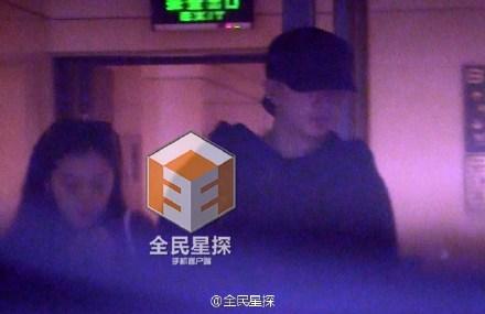 韓庚 李冰玉 圖/翻攝自全民星探