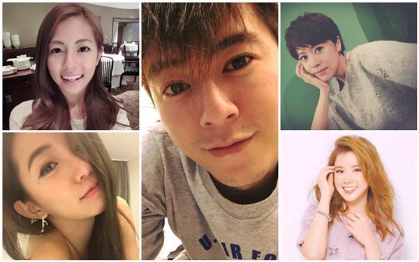 李國毅、任容萱、李佳穎、郭書瑤、林予晞臉書